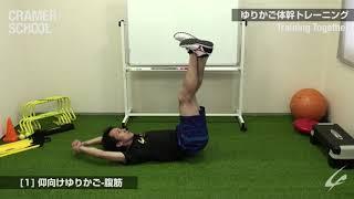 ゆりかご体幹トレーニング