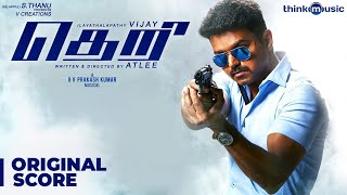 Theri BGScore GV50 Happy Bday VJna