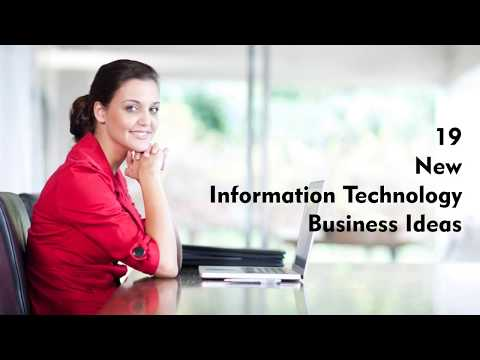 19 New Information Technology Business Ideas | Sameer Gudhate