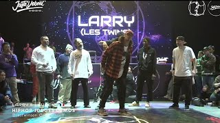 LES TWINS | Larry Judge Demo Showcase In Juste Debout Shanghai 🔥🔥