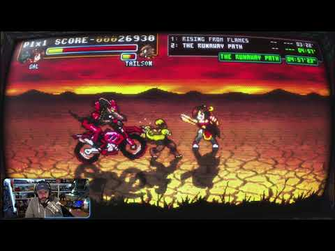 Fight'N Rage on Nintendo Switch First Look