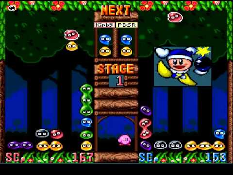 Kirby's Ghost Trap Super Nintendo