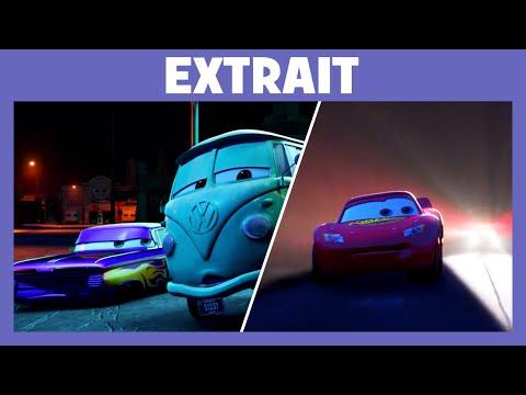 Cars - Extrait : Course-poursuite dans Radiator Springs