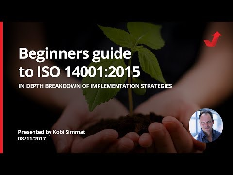 An ultimate guide to building an Environmental Management System.