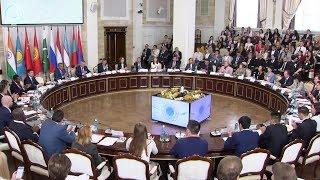 В Новосибирске стартовал III Студенческий форум стран Шанхайской организации сотрудничества