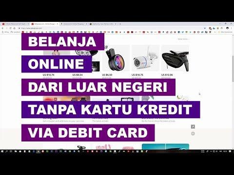Belanja Online Dari Luar Negeri Dengan Debit Card International   BNI VCN
