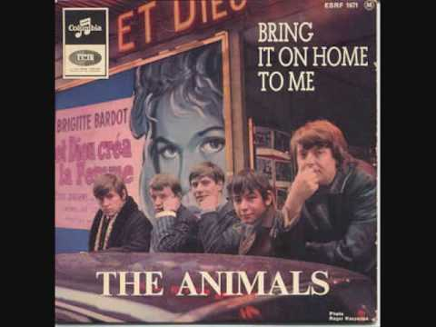 Lucille (Song) by The Animals