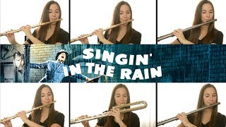 Singin' In The Rain on Flute + Sheet Music!
