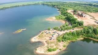 Рыбалка на озере лютце в серпухове