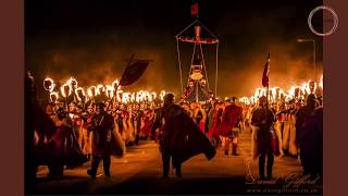 Rebekah Dyer: 'Creative fire performances at David Best's Temple and Up-Helly-Aa festival.'