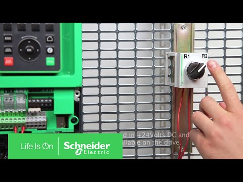 Altivar Process: How to set the ramps switching in SoMove ?