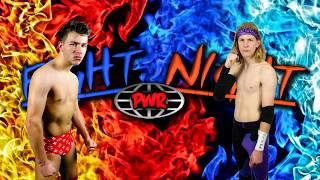Vinnie Moon vs. Daniel Garcia