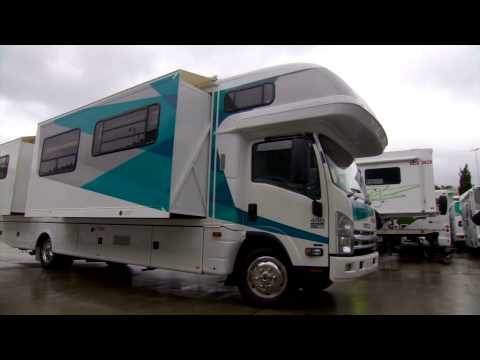 Longreach Motorhome Preview