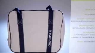 Текстильная сумка холодильник для пикника Evo medium 21 л, 36х20х27 см от компании Большая ярмарка - видео