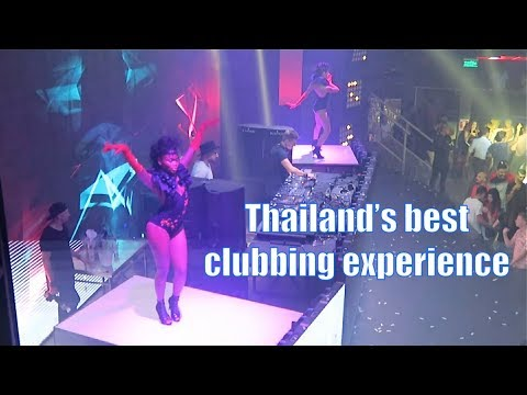 Illuzion - Thailand's best nightclub [UNCUT FOOTAGE]