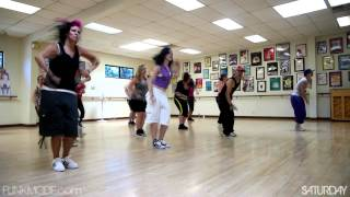 Grind or Die - Eve - FUNKMODE Adult Hip Hop Dance Class - July 2013