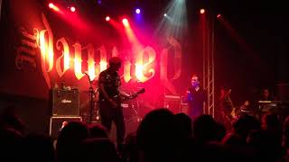 "the Damned - ""Gun Fury (of Riot Forces)"" @ Forum, London, february 2018"