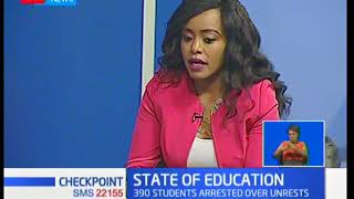 C.S.  Amb. Amina Mohamed on the state of education (Part 2) l Checkpoint