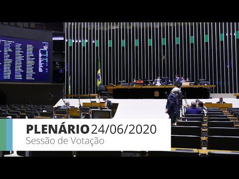 Plenário - Destaques ao projeto que altera o Código de Trânsito Brasileiro - 24/06/2020 - 16:33