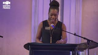 2019 Igniting Change - Black & White Affair Honoree Acceptance Speeches