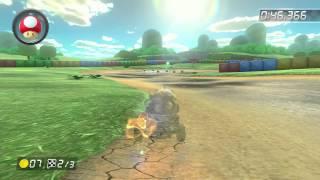 SNES Donut Plains 3 - 1:15.089 - Twi (Mario Kart 8 World Record)