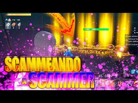Scameando a scammer*epico*`/ItsSalvaYT