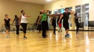 Cheryl Cole Ghetto Baby (Cardio Dance Choreography)