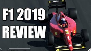 I Didn't want this Race to End: F1 2019 Multiplayer - Самые лучшие видео