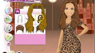 Beyonce  Dress Up New Games For Kids & Girls in HD