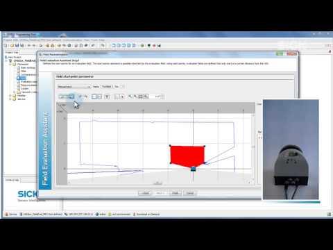 2D LiDAR sensors | LMS1xx | SICK