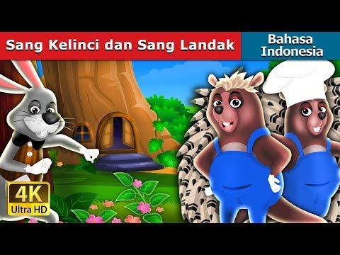 Sang Kelinci dan Sang Landak   Dongeng anak   Dongeng Bahasa Indonesia