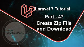 How to upload zip file in laravel