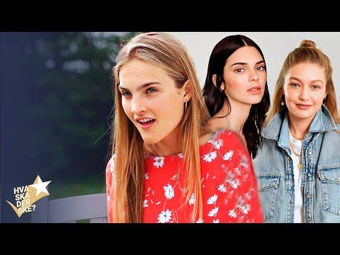 Josefine arbejder med Kendall Jenner & Gigi Hadid