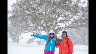 It's Snowing - Over 20cm and it's still falling!