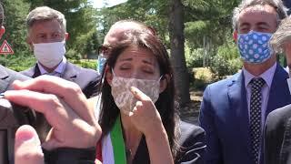 Il sindaco di Roma, Raggi (M5S) alla IIA di Flumeri: Atac e rilancio dell'azienda, una storia da raccontare