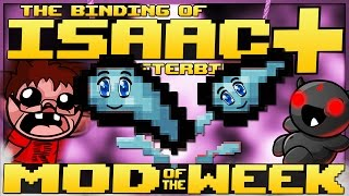 The Binding of Isaac: Afterbirth+ - Mod of the Week: BEST CUSTOM ITEM EVER! (Don