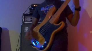 """JUDAS PRIEST """"Call For The Priest """" (bass cover)"""