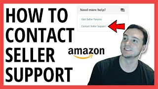 How To Contact Amazon Seller Support