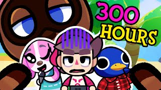 I Played Animal Crossing for 300 Hours