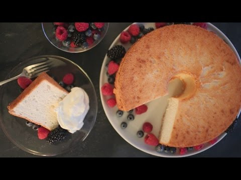 How to Bake a Perfect Angel Food Cake