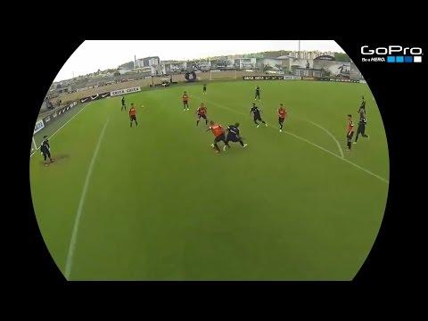 Corinthians solta mais um vídeo com imagens aéreas do treino