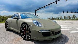 Reviewing Jose's Porsche