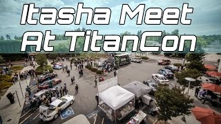 Itasha Meet At Titan Con