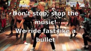 Cruisin' for a Bruisin' - Teen Beach Movie (Lyrics)
