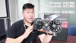 AORUS RX 580 XTR 8G Overview (+ GIGABYTE RX 480 Comparison)
