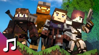 ♪ The Eden Project - Lost [NCS Release] (Minecraft Animation) [Music Video]