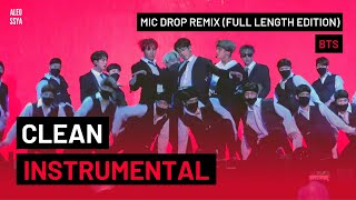 Gambar cover [INSTRUMENTAL] BTS (방탄소년단) - MIC Drop (Steve Aoki Remix)  [Full Length Edition]