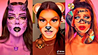 Makeup Inspired By Emojis   TikTok Emoji Makeup Challenge