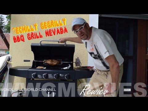 Frag Sven - Gegrillt-Gechillt (BBQ Grill Nevada)