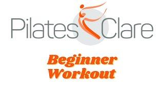 20 Mins Beginner Pilates Workout
